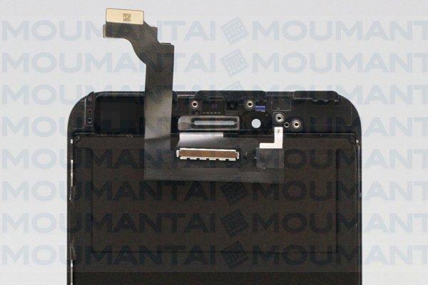 iPhone6 Plus フロントパネルASSY ブラック  [4]