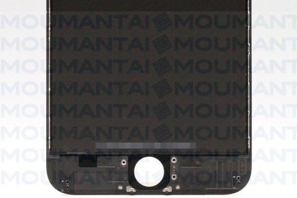 iPhone6 Plus フロントパネルASSY ブラック  [5]