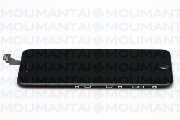 iPhone6 Plus フロントパネルASSY ブラック  [6]