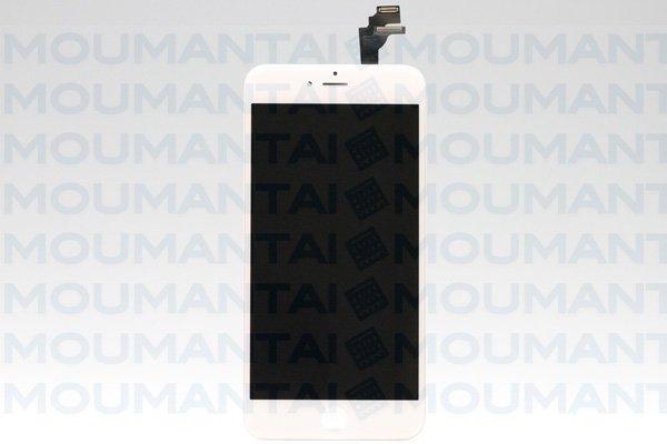 iPhone6 Plus フロントパネルASSY ホワイト  [1]