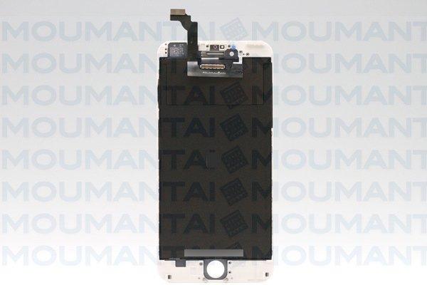 iPhone6 Plus フロントパネルASSY ホワイト  [2]