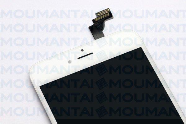 iPhone6 Plus フロントパネルASSY ホワイト  [6]
