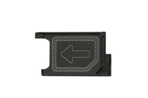 【ネコポス送料無料】Xperia Z3 (D6653 SO-01G SOL26) SIMカードトレイ  [1]
