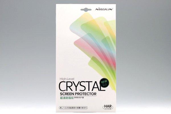 【ネコポス送料無料】MEIZU (魅族) M1 Note用 液晶保護フィルムセット クリスタルクリアタイプ  [2]