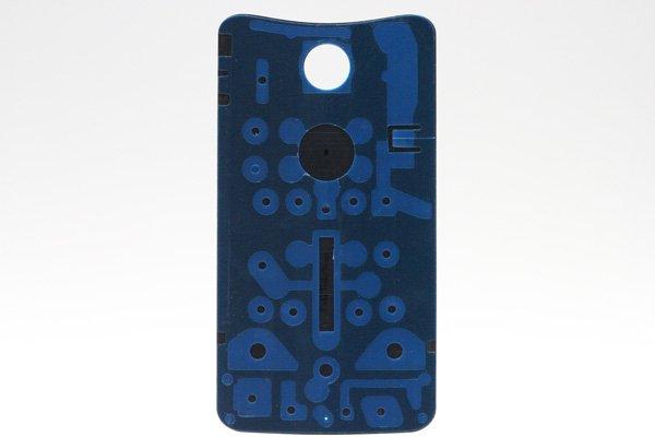 【ネコポス送料無料】Nexus6 バックカバー 全2色  [3]