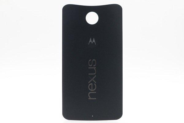 【ネコポス送料無料】Nexus6 バックカバー 全2色  [7]