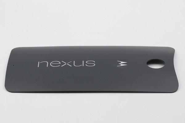 【ネコポス送料無料】Nexus6 バックカバー 全2色  [9]