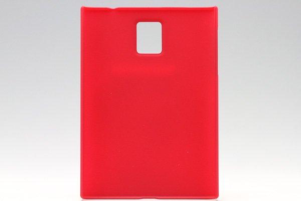【ネコポス送料無料】Blackberry Passport専用ハードカバー 液晶保護フィルム付き 全4色 [13]