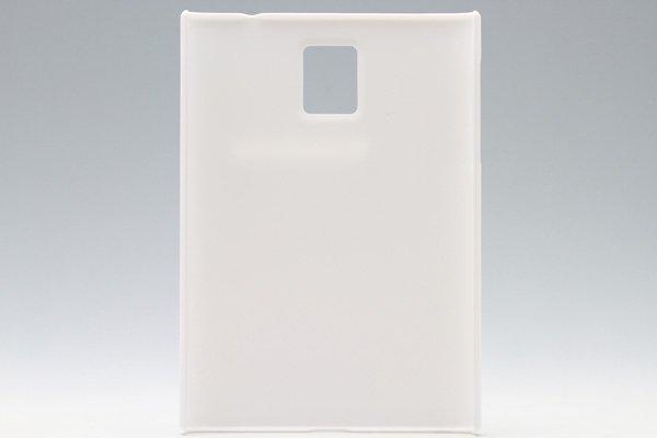 【ネコポス送料無料】Blackberry Passport専用ハードカバー 液晶保護フィルム付き 全4色 [9]