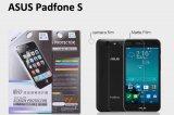 【ネコポス送料無料】ASUS Padfone S (PF500KL) 液晶保護フィルムセット アンチグレアタイプ