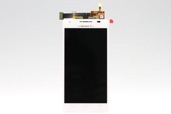 Huawei Ascend D2 (HW-03E) フロントパネル ホワイト  [1]