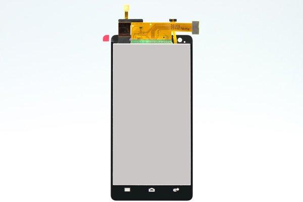 Huawei Ascend D2 (HW-03E) フロントパネル ホワイト  [2]