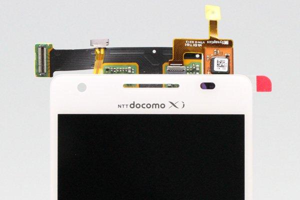 Huawei Ascend D2 (HW-03E) フロントパネル ホワイト  [3]