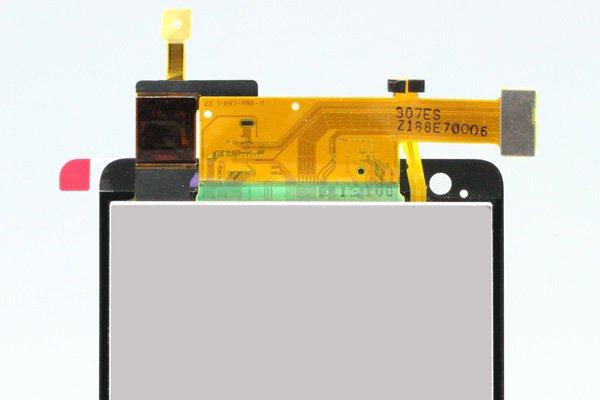 Huawei Ascend D2 (HW-03E) フロントパネル ホワイト  [4]