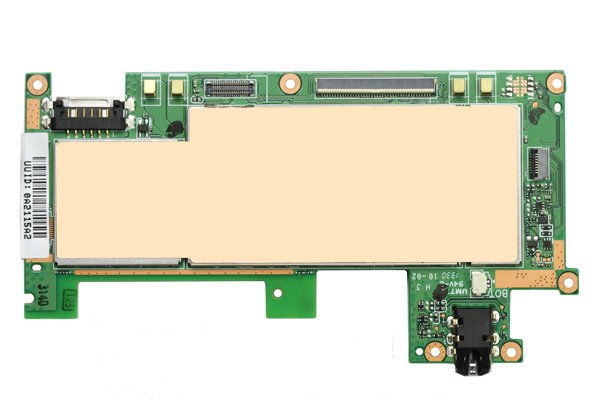 Google Nexus7 (2013モデル) 交換用基板 Wi-Fi 32GBモデル  [2]