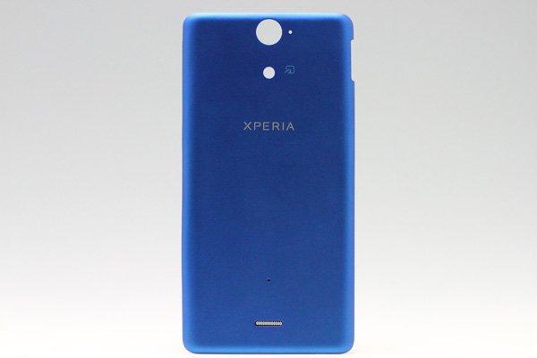 【ネコポス送料無料】Xperia AX (SO-01E) バッテリーカバー 全4色  [7]