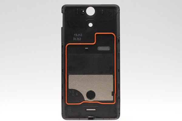 【ネコポス送料無料】Xperia AX (SO-01E) バッテリーカバー 全4色  [8]