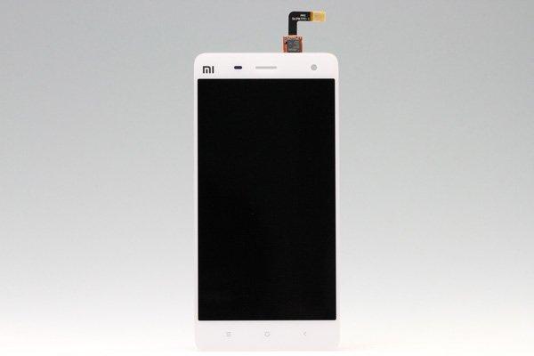 Xiaomi (小米) Mi4 フロントパネルASSY ホワイト  [1]
