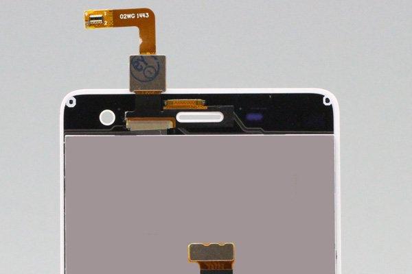 Xiaomi (小米) Mi4 フロントパネルASSY ホワイト  [4]