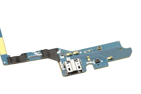 【ネコポス送料無料】Galaxy J (SC-02F) マイクロUSBコネクターケーブルASSY  [3]