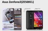 【ネコポス送料無料】ASUS Zenfone2 (ZE500CL) 液晶保護フィルムセット アンチグレアタイプ