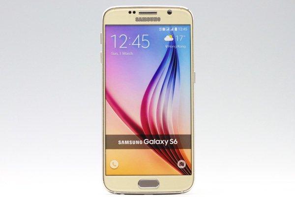 【ネコポス送料無料】SAMSUNG Galaxy S6 (SM-G9200) モックアップ 全4色 [3]