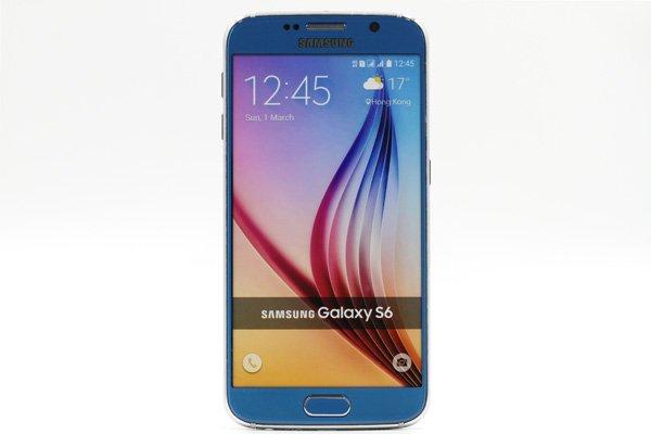 【ネコポス送料無料】SAMSUNG Galaxy S6 (SM-G9200) モックアップ 全4色 [5]