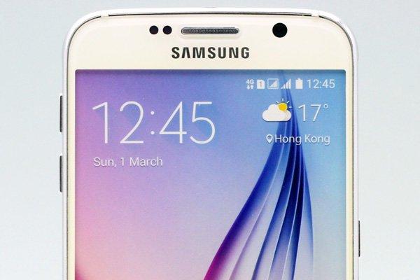 【ネコポス送料無料】SAMSUNG Galaxy S6 (SM-G9200) モックアップ 全4色 [9]