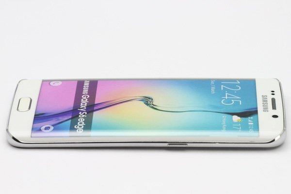 【ネコポス送料無料】SAMSUNG Galaxy S6 Edge (SM-G925) モックアップ 全4色 [12]