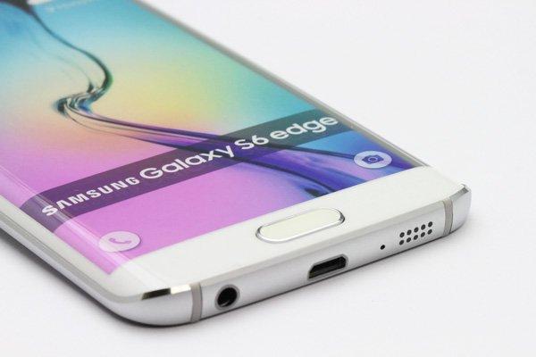 【ネコポス送料無料】SAMSUNG Galaxy S6 Edge (SM-G925) モックアップ 全4色 [13]