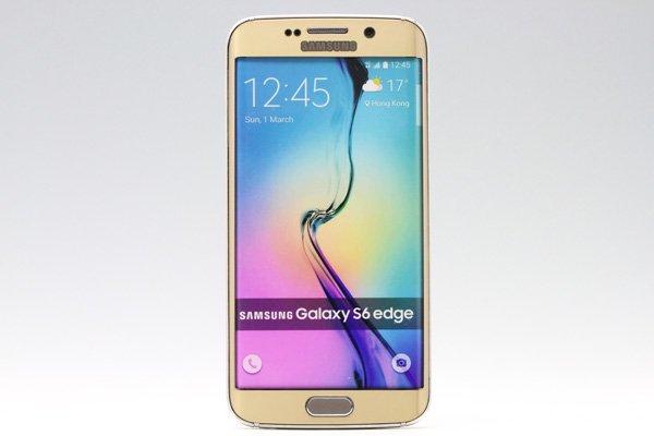 【ネコポス送料無料】SAMSUNG Galaxy S6 Edge (SM-G925) モックアップ 全4色 [3]