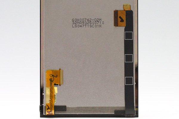 HTC J One (HTL22) フロントパネルASSY  [4]