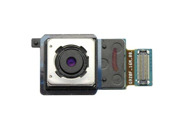 【ネコポス送料無料】Galaxy S6 (SM-G920F) リアカメラモジュール  [1]