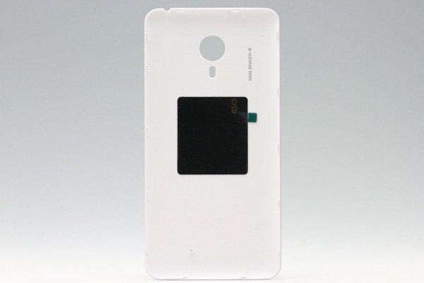 【ネコポス送料無料】MEIZU (魅族) MX4 Pro バックカバー 全2色  [2]