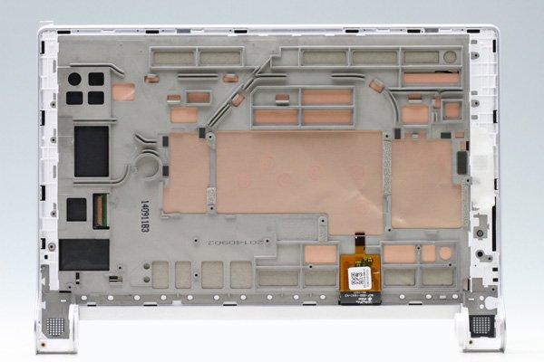 Lenovo YOGA Tablet 2-830L フロントパネルASSY  [2]
