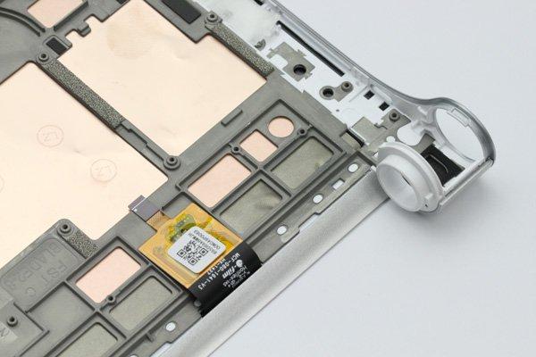 Lenovo YOGA Tablet 2-830L フロントパネルASSY  [5]