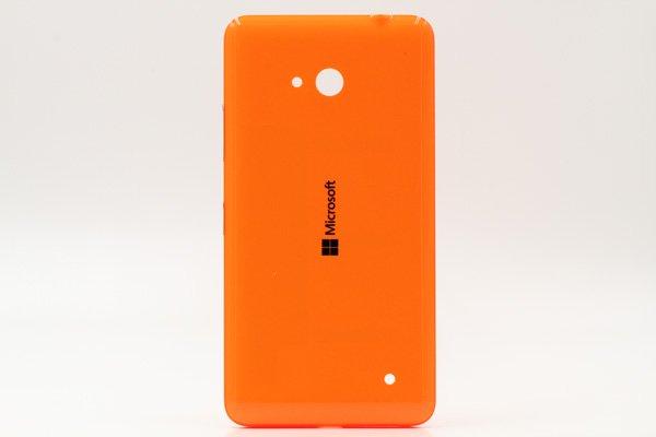 【ネコポス送料無料】Microsoft LUMIA640 バックカバー 全3色  [1]