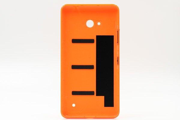 【ネコポス送料無料】Microsoft LUMIA640 バックカバー 全3色  [2]