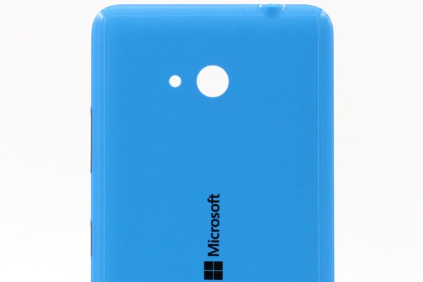 【ネコポス送料無料】Microsoft LUMIA640 バックカバー 全3色  [9]