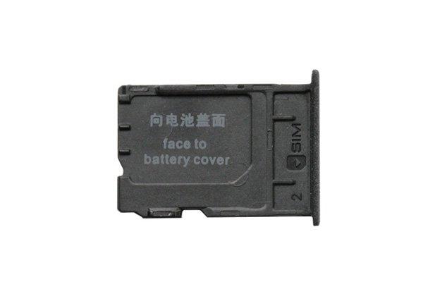 【ネコポス送料無料】OnePlus One (A0001) ナノSIMカードトレイ 全2色  [1]