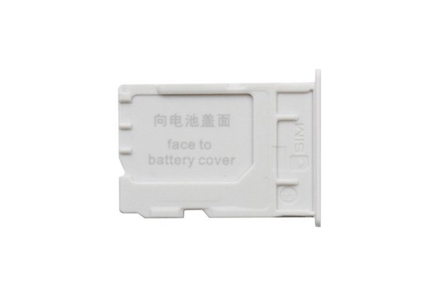 【ネコポス送料無料】OnePlus One (A0001) ナノSIMカードトレイ 全2色  [3]
