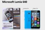 【ネコポス送料無料】Microsoft LUMIA640 液晶保護フィルムセット アンチグレアタイプ