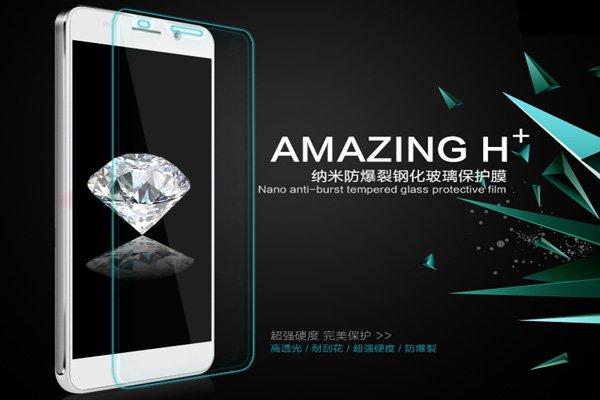 【ネコポス送料無料】Huawei Honor6 強化ガラスフィルム ナノコーティング 硬度9H  [2]