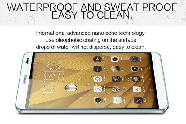 【ネコポス送料無料】Huawei Honor X2 強化ガラスフィルム ナノコーティング 硬度9H  [5]
