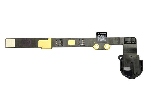 【ネコポス送料無料】Apple iPad mini2 ヘッドホンフレックスケーブル 全2色  [4]