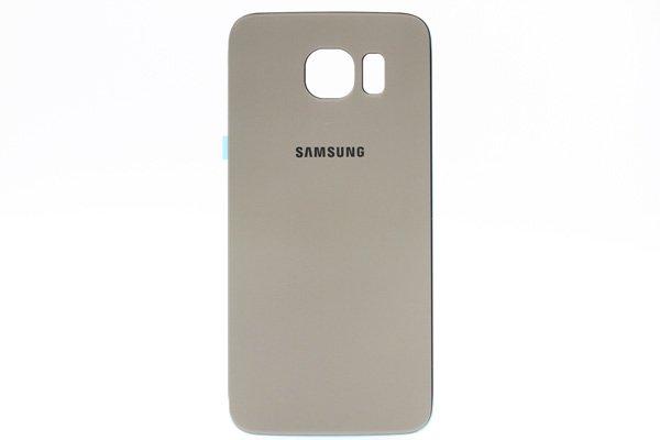【ネコポス送料無料】Galaxy S6 (SM-G920) バックカバー 全3色  [3]