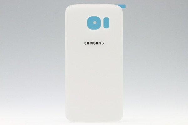 【ネコポス送料無料】Galaxy S6 Edge (SM-G925) バックカバー 全3色  [2]