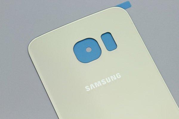 【ネコポス送料無料】Galaxy S6 Edge (SM-G925) バックカバー 全3色  [5]