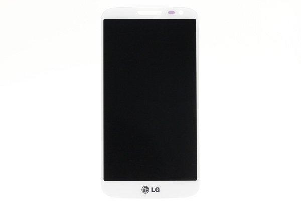 LG G2mini (D620J) フロントパネル ホワイト  [1]