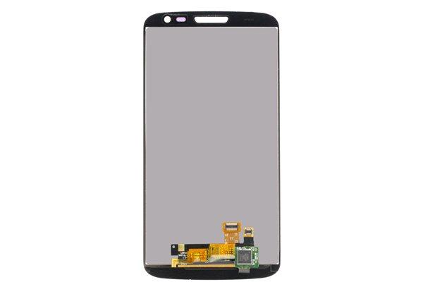 LG G2mini (D620J) フロントパネル ホワイト  [2]